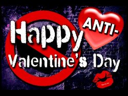 Valentineu0027s Day Crossword Happy Anti Valentineu0027s Day #1